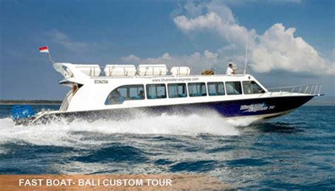 Fast Boat A Gili by Fast Boat To Gili Most Recommended Bali Custom Tour