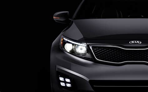 Kia Optima Wallpapers