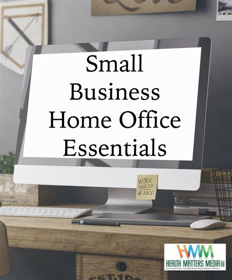 Office Essentials by Small Business Home Office Essentials Premier Executive