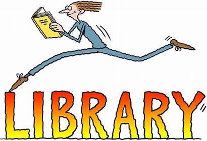 Librarian Cartoon Library Toonpool Cartoons Reader Run