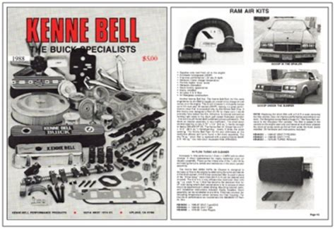 Bell Buick Parts by Inner Circle