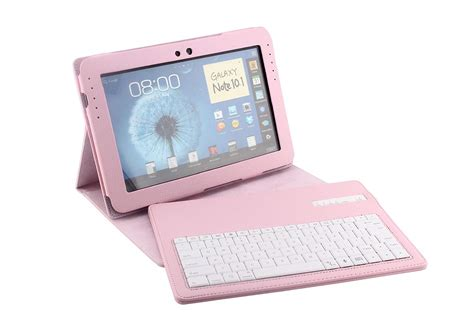 for samsung galaxy note10 1 inch with removable bluetooth keyboard for samsung note 10 1 in