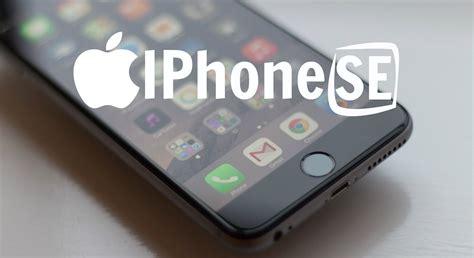 apple iphone se review a apple iphone se review