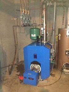 buderus boiler oil gws complete installed