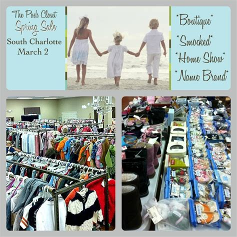 the posh closet consignment sale comes to for