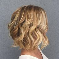 Short Curly Bob Hairstyles with Highlights