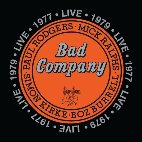 Bad Company  Live 1977 & 1979 Coming In April