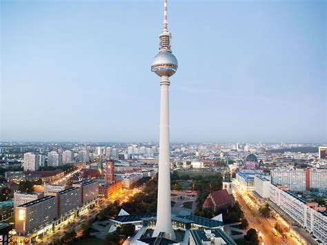Fernsehturm Berlin by 40 Adorable Pictures And Photos Of The Fernsehturm Tower