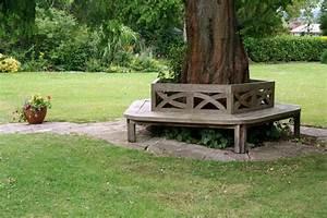 Bank Um Baum : bequemer sitzplatz im garten 20 stilvolle sitzecken im freien ~ Eleganceandgraceweddings.com Haus und Dekorationen
