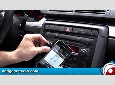 AUDI A4 0206 iPod USB Bluetooth adapter Dension GBL3AU2