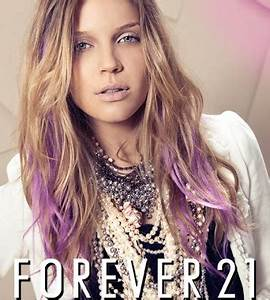 Hair Cut Styles And Tattoo Designs 2012 Neon hair color trend