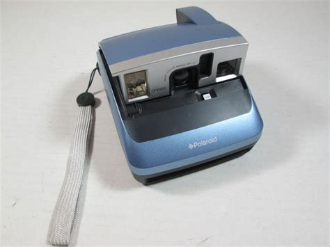 polaroid one600 classic instant polaroid one600 classic instant metallic blue