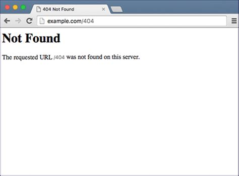 What Is A Error Page How Can You Improve It Vaccoda
