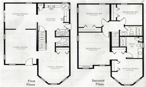 2 storey house plans 4 bedroom 2 house plans 2 master bedroom two