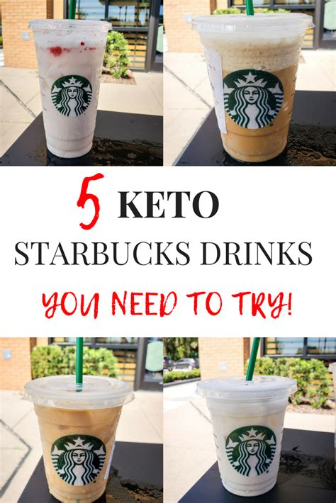 Low carb flat white the most common low carb coffee drink at starbucks is a flat white. Keto Starbucks Drinks - 5 Low Carb Drinks to Order | Healthy starbucks drinks, Low carb drinks ...