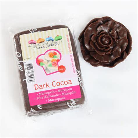 pte d amande chocolat noir 20 250g funcakes pte d amande