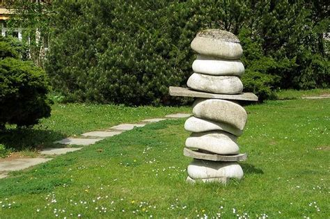 Steinfiguren Garten Selber Machen  Nowaday Garden