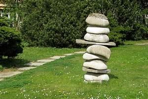 Einfaches Gemüse Für Den Garten : steinobjekte steinskulpturen steinfiguren ~ Lizthompson.info Haus und Dekorationen