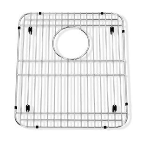 stainless steel grid for kitchen sink american standard prevoir 13 in x 15 in kitchen sink 9394