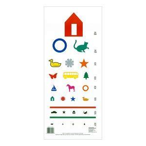 color vision testing chart preschool 672 | 44245