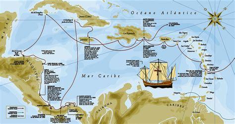 Rutas De Los Barcos De Cristobal Colon crist 243 bal col 243 n arre caballo