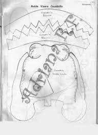 visera de cocodrilo en foami imagui molde de cocodrilo cocodrilos cotillon y