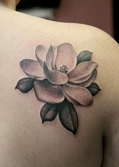 magnolia tattoo   peter anderson   bell rose