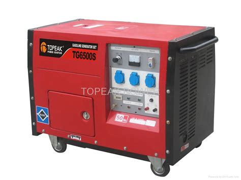 Silent Gasoline Generator(new Type)