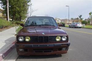 1990 Bmw 325is Base Coupe 2-door 2 5l For Sale