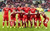 European Qualifiers Team photos — Switzerland national ...