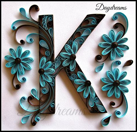 daydreams quilled k pinteres