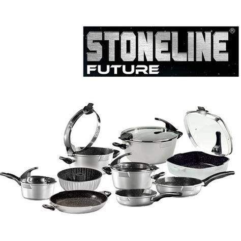 m6 boutique cuisine stoneline set 13p futur m poêles et casseroles m6