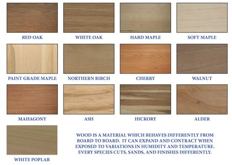 cabinet wood types and costs small wood projects to sell wood species for cabinets