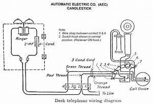 Candlestick Phone Wiring Diagram