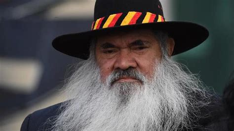 pat dodson father  reconciliation enters senate nitv