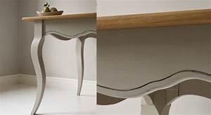 comment repeindre une table en bois prima With peindre table en bois