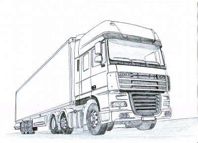 dessin daf xf  blog de sammboyere
