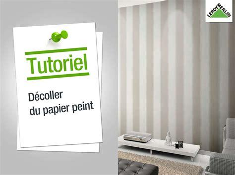 comment enlever du papier peint