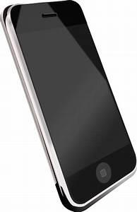 Modern Cell Phone Clip Art At Clker Com