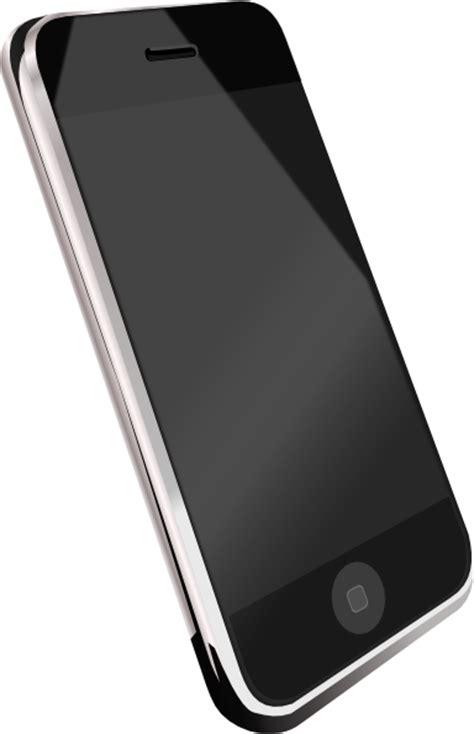 modern smartphone vector vector free modern cell phone clip at clker vector clip