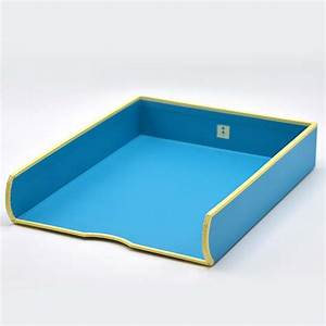 semikolon letter tray With colorful letter trays