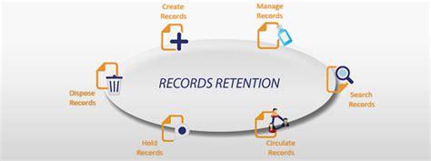 business documents  records retention docsvault