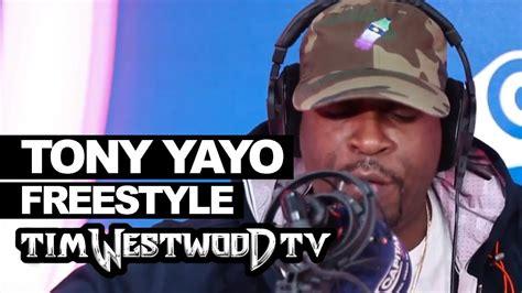 """Tony Yayo """"tim Westwood"""" Freestyle"""