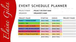 wedding schedule of events 4 event schedule template procedure template sle