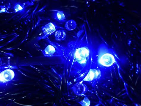 blue outdoor christmas lights 200 blue christmas tree fairy lights multi action indoor