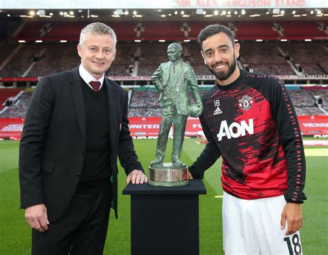 Bruno Fernandes set a new Premier League record - United ...