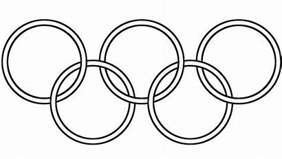 Olympic Coloring Pages Circles Guitar