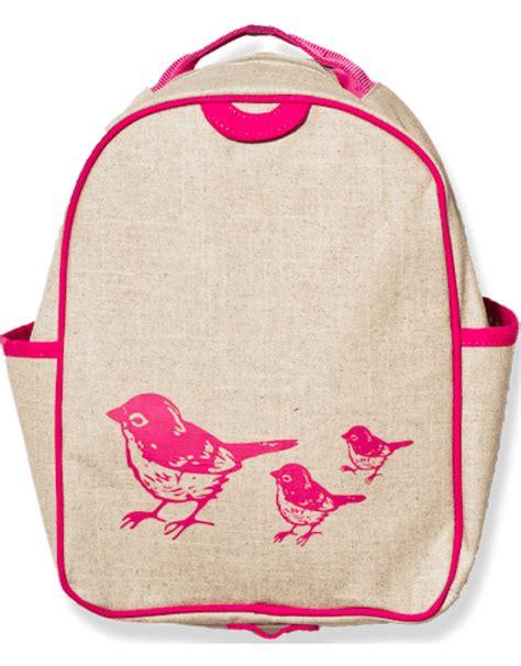 best backpacks for toddlers amp preschoolers 660 | tbp pink birds front 1