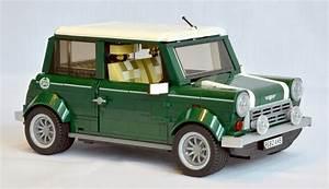Lego Mini Cooper : lego mini cooper the little classic goes plastic ~ Melissatoandfro.com Idées de Décoration