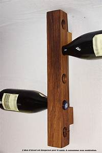Porte Bouteille Mural : porte bouteille mural autour du vin ~ Melissatoandfro.com Idées de Décoration